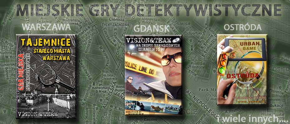 miejskie gry detektywistyczne
